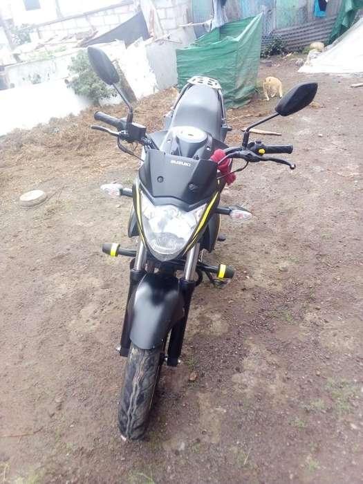 Vendo Suzuki Gixer 155cc