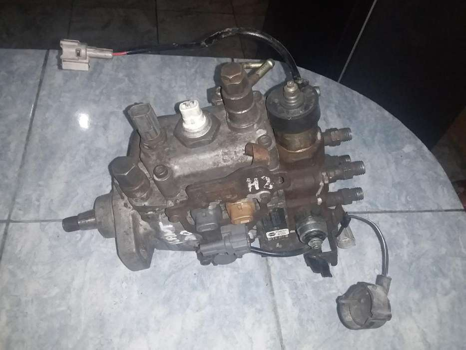 Bomba de Inyeccion Electronica Diesel2.0