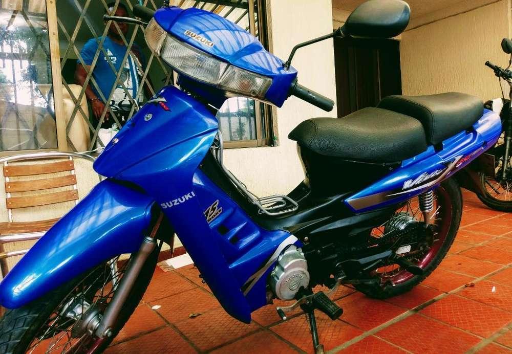 Excelente Suzuki Vivax 115 Al Día
