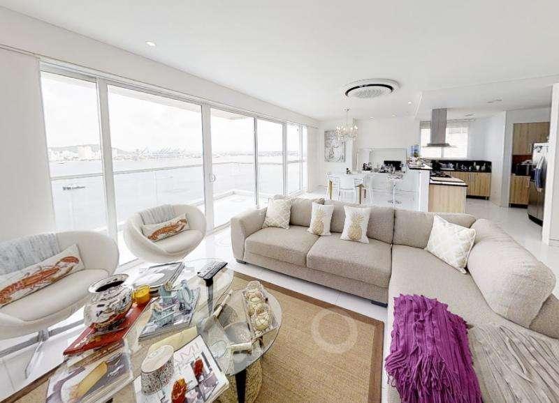 Apartamento En Venta En Cartagena Castillo Grande Cod. VBREI-4200075
