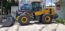 Cargador Frontal Tec Caterpillar Cat