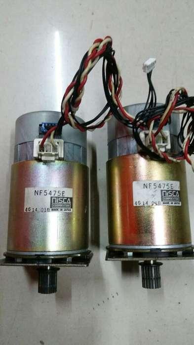 Motores Dc Encoder Incremental