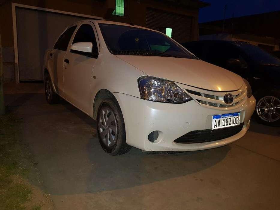 Toyota Etios 2016 - 0 km