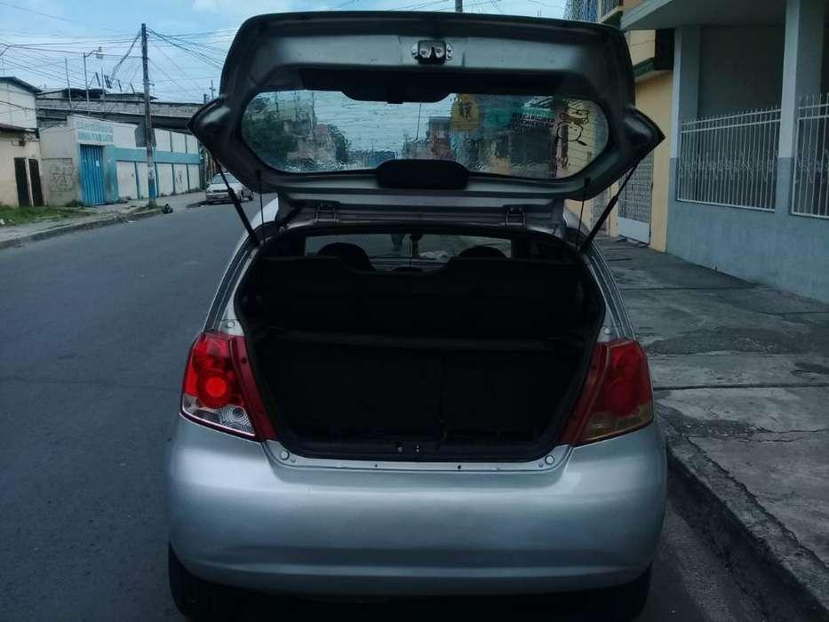 Chevrolet Aveo 2009 - 221 km
