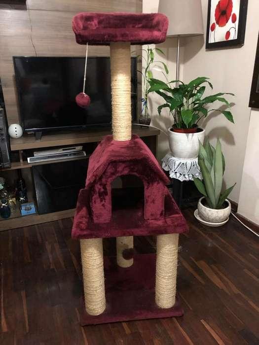 Mueble Mascotas <strong>gato</strong>s