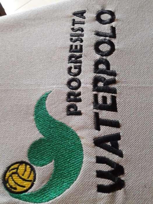 Chombas Bordadas con Logo