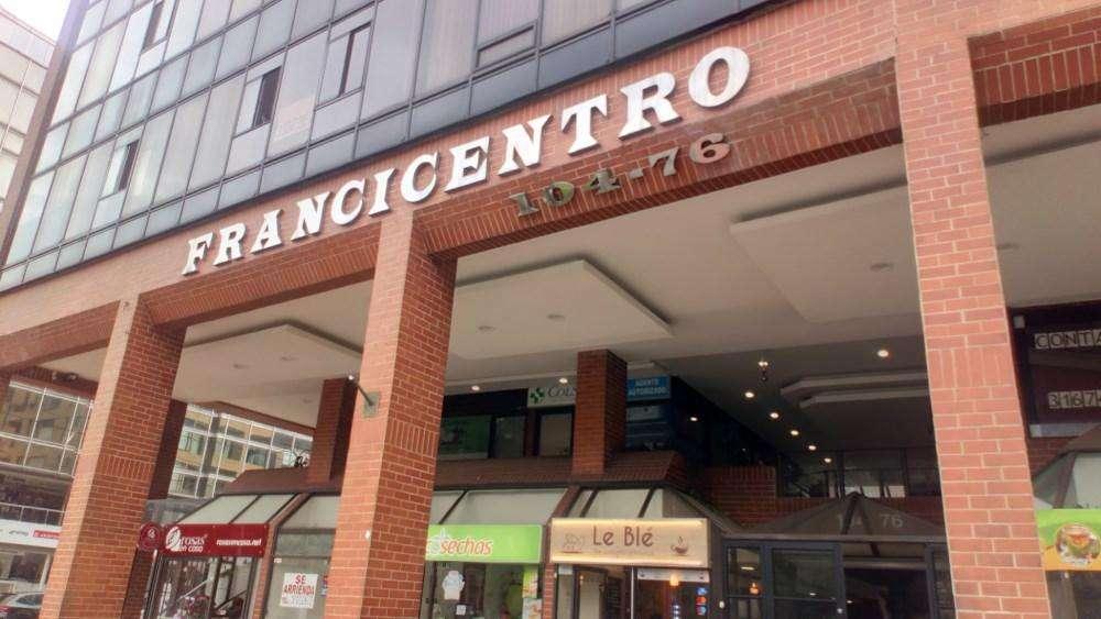 Oficina 27 m2 en Venta en Chicó Norte, Bogotá. 70-00083