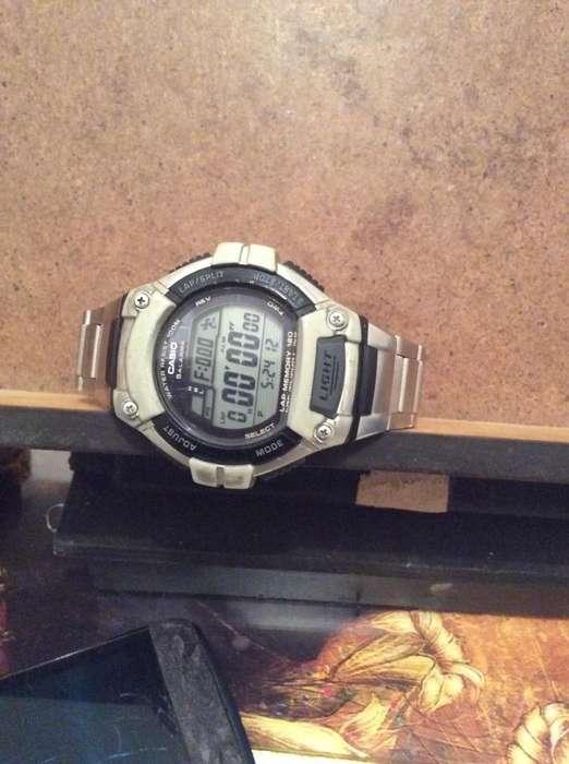 Reloj Marca Casio Original Grande