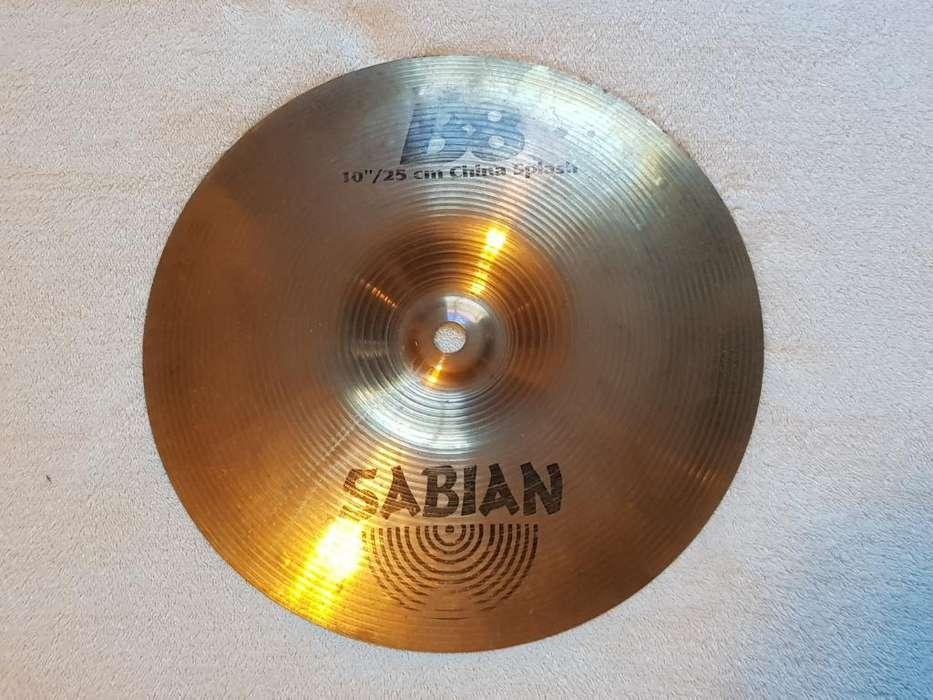 Platillo Sabian B8 China Splash 10