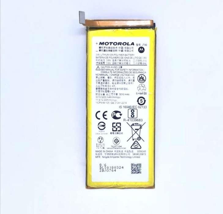 Batería Moto G6 Plus