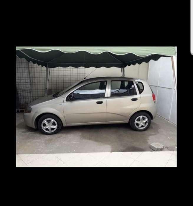 Chevrolet Aveo 2007 - 168000 km