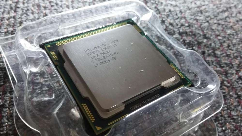 Procesador Cpu Intel Core I3 530 @2.93 Ghz Lga1156