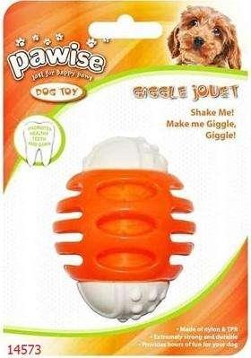 Juguete para perro OAWISE trompo pito 8 cm