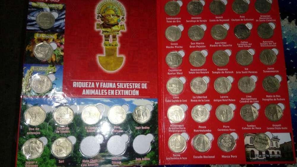 50 Colecciones Completas de Monedas