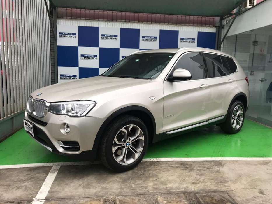<strong>bmw</strong> X3 20i 2017 - 18207 km
