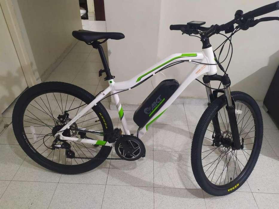Bicicleta Eléctrica Akt
