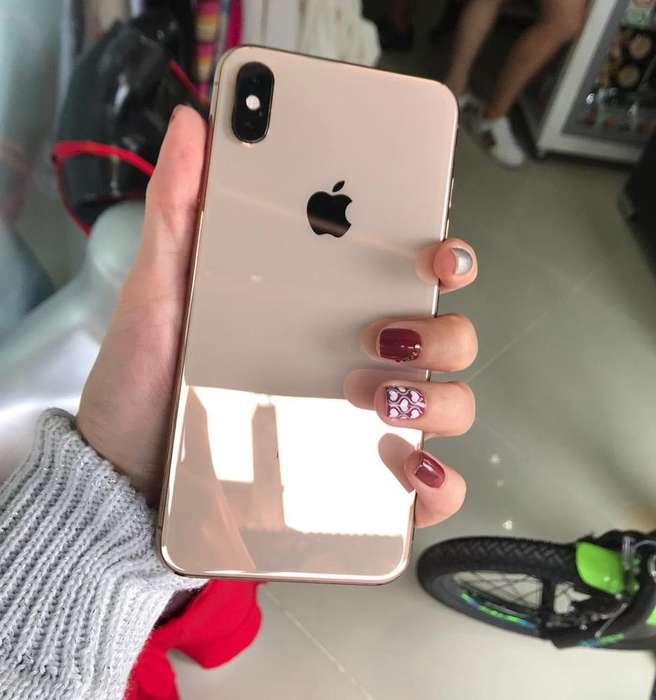 Celular iPhone Xs Max 64Gb