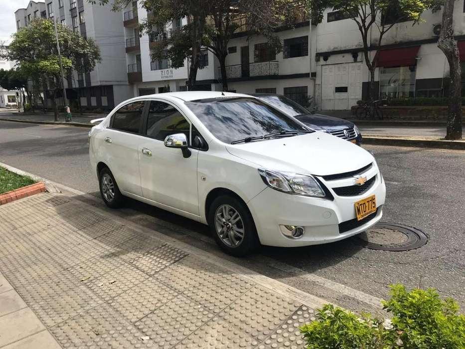 Chevrolet Sail 2013 - 100 km