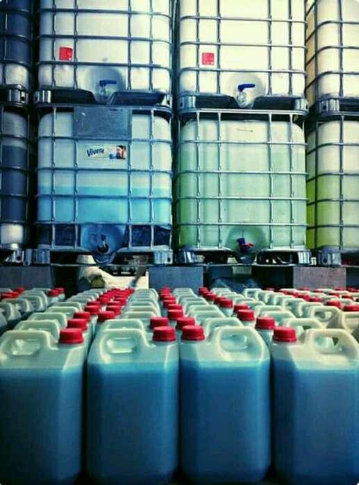 Fabricante Química