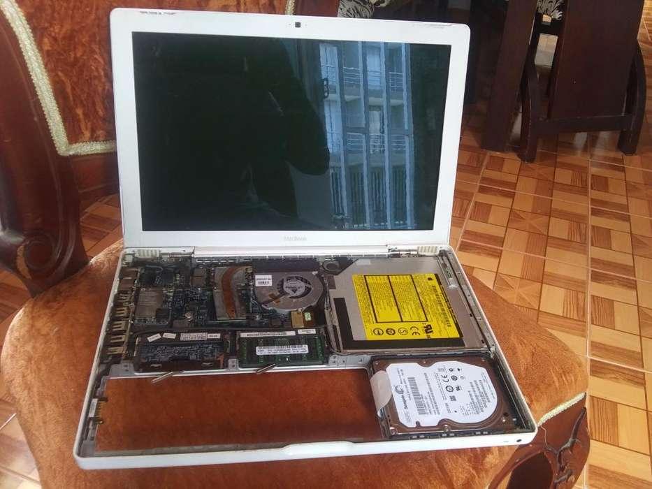 Mac 2007 para Repuesto No Disco No Ram