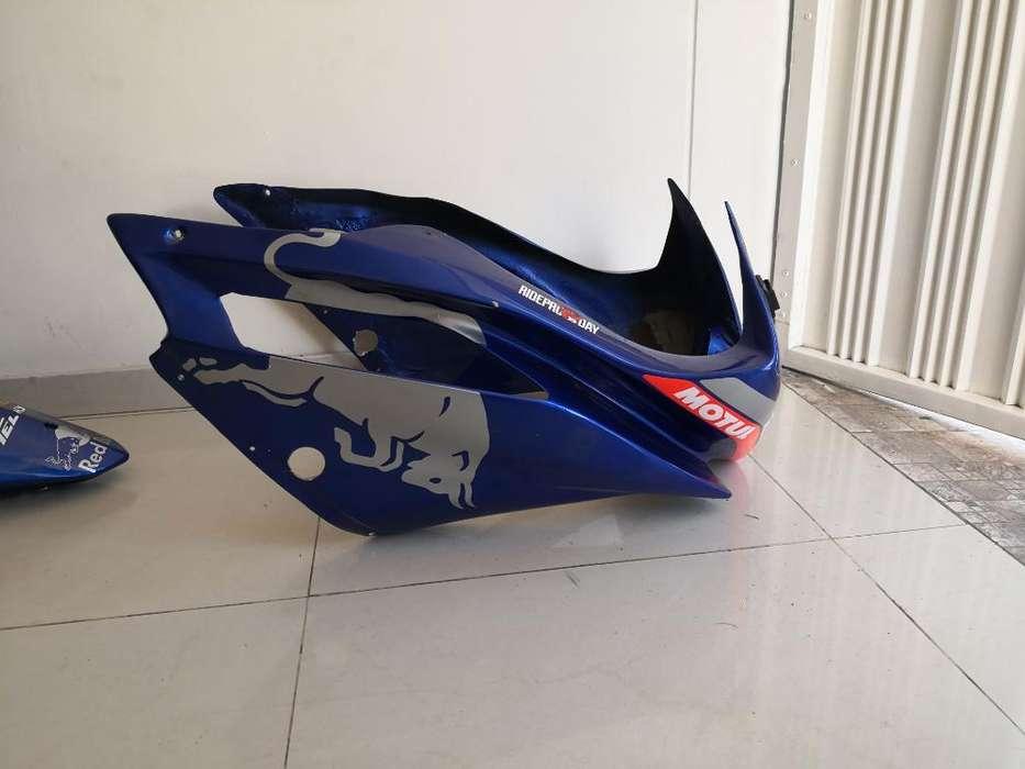 Vendo Carenado para Pista Yamaha R6