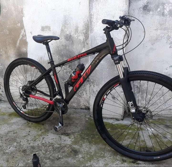 Bicicleta Gw. bicicleta Gw.