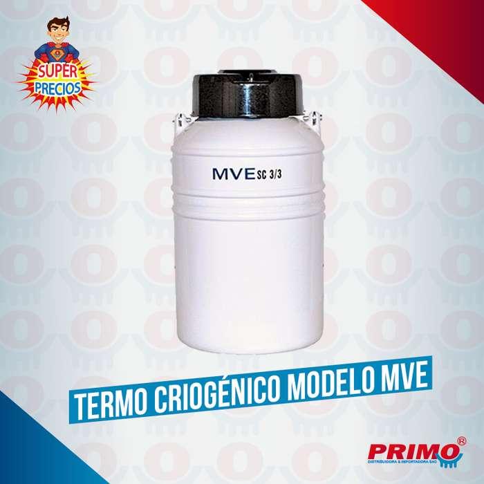 Termos Criogénicos modelo MVE / YDS