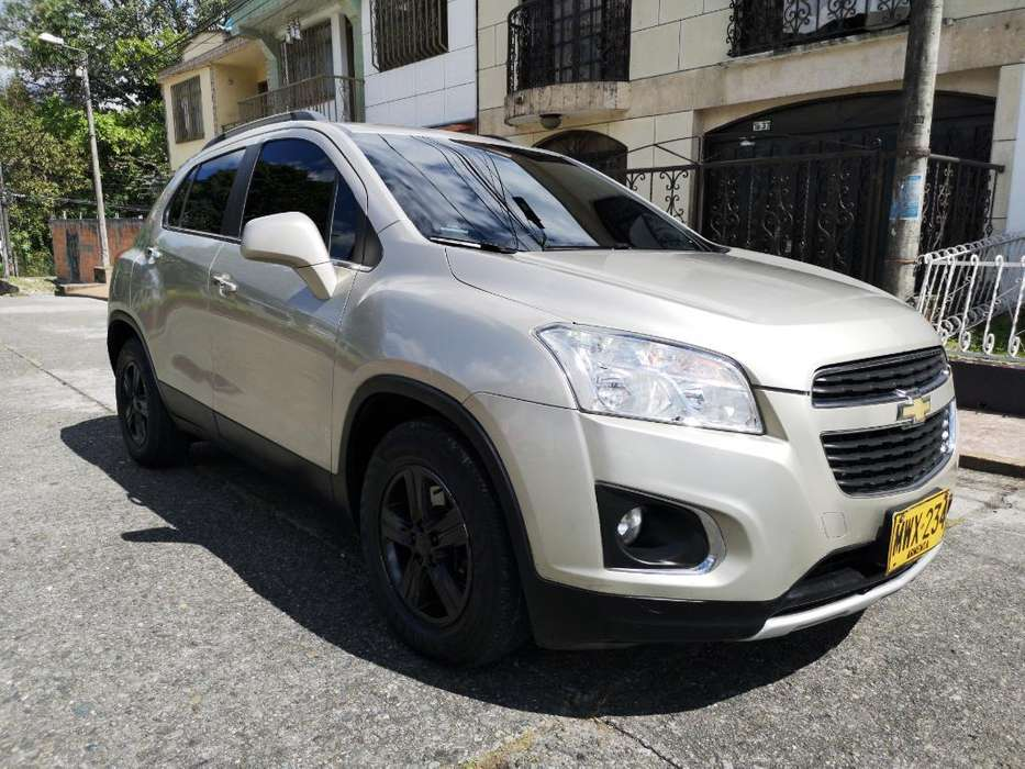 Chevrolet Tracker 2014 - 83000 km