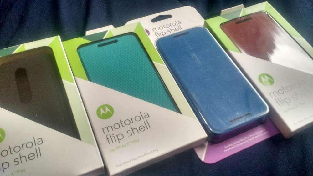 Flip Shep Protectores Moto X Play Y G3