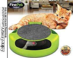 Juego para Gatos o Mascotas Chicas del Rtaon