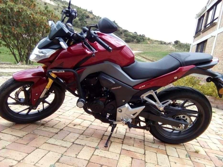 ****Espectacular Honda CB 190R MODELO 2017*****