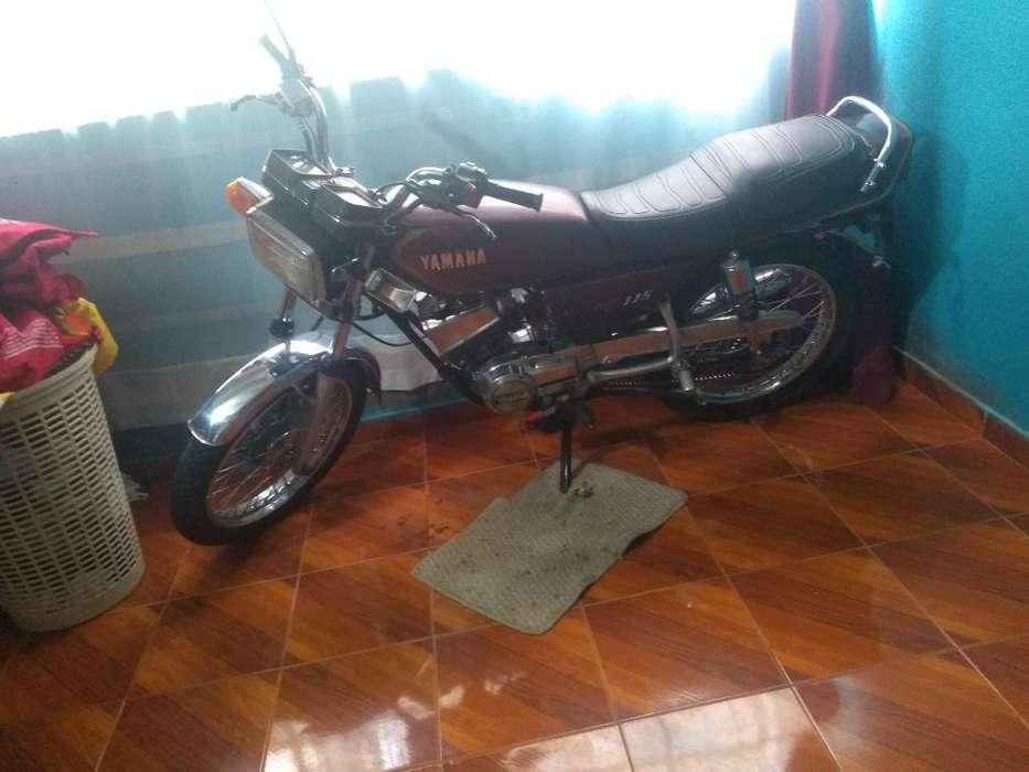 Se Cambia Rx 115por Moto 4tiempos Mela