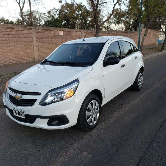 <strong>chevrolet</strong> Agile 2014 - 41000 km