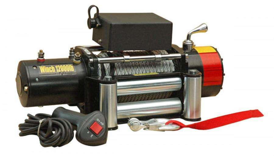 OFF-ROAD RUDE WINCH LD12000