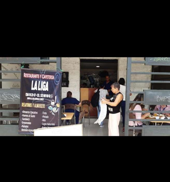 Venta Restaurante Excelente Ubicación Pereira LA LIGA