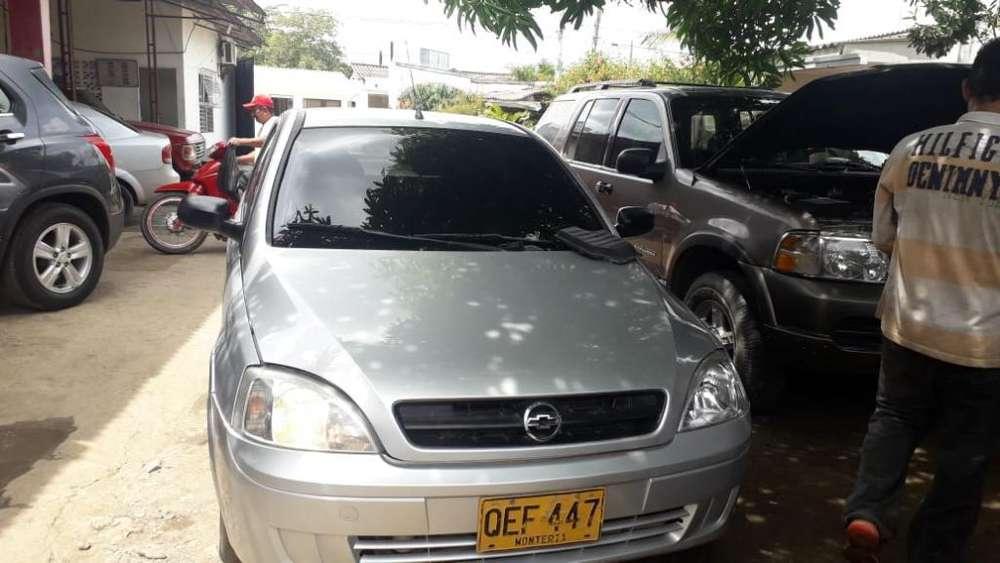 Chevrolet Corsa 4 Ptas. 2007 - 120000 km