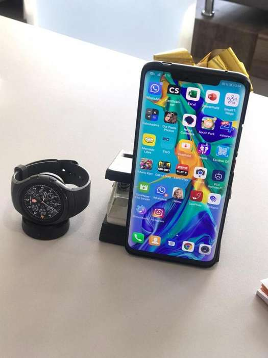 Mate 20 Pro Y Reloj <strong>samsung</strong> Guear S2