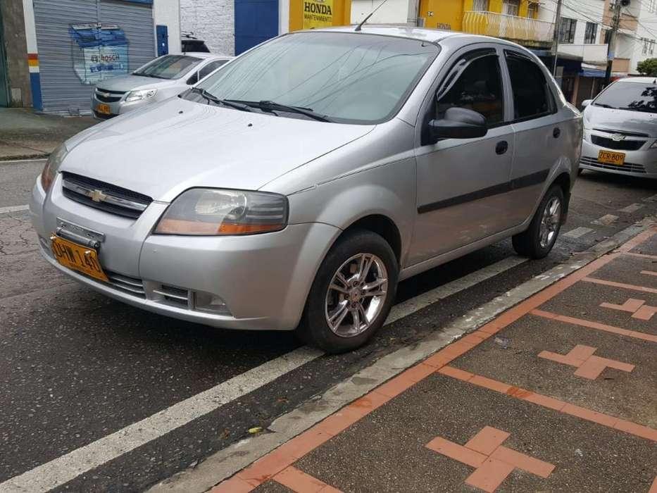 Chevrolet Aveo 2012 - 85000 km