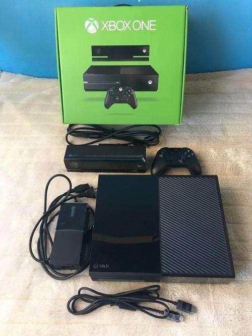 Se Vende Xbox One Con Kinnet
