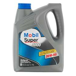 Lubricante Mobil 20W/50 SUP 1000
