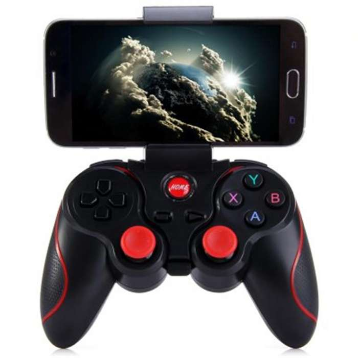 Control Gamepad Bluetooth Bm707 Android Smart Tv Box Pc