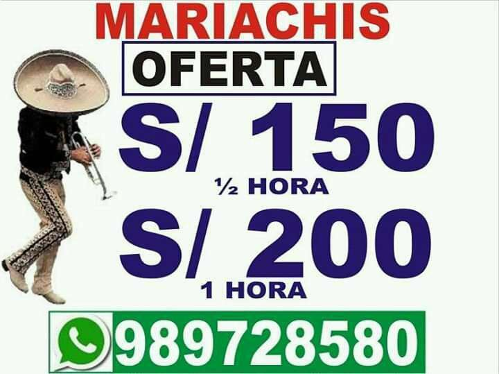 Mariachis Arequipa