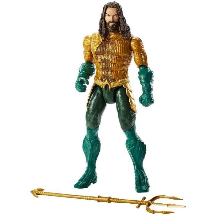 Aquaman con Tridente original
