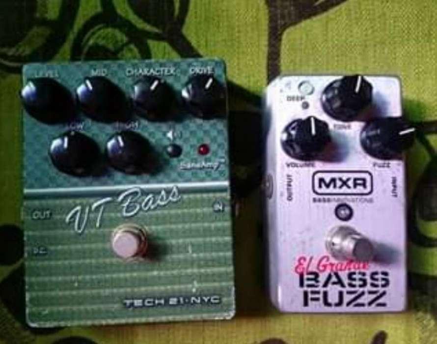 Vt Bass Y Bass Fuzz El Grande