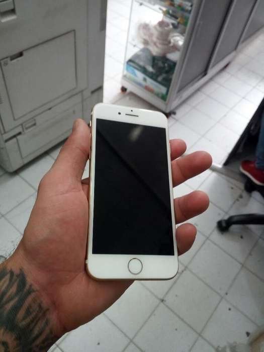 iPhone 7 Libre Full Gold 32g
