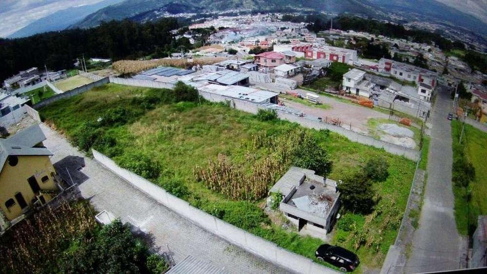 Terreno en Alquiler Valle de los Chillos Santo Domingo de Conocoto