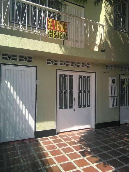 Vendo amplia casa de dos <strong>apartamento</strong>s independientes