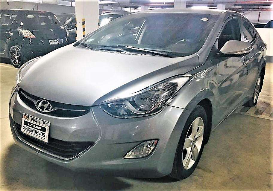 Hyundai Elantra 2012 - 97000 km