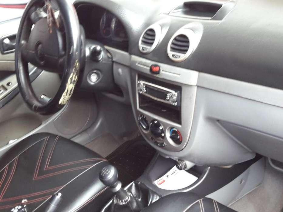 Chevrolet Optra 2007 - 334890 km
