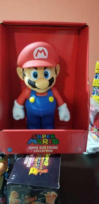Figura de Coleccion de Mario Bros